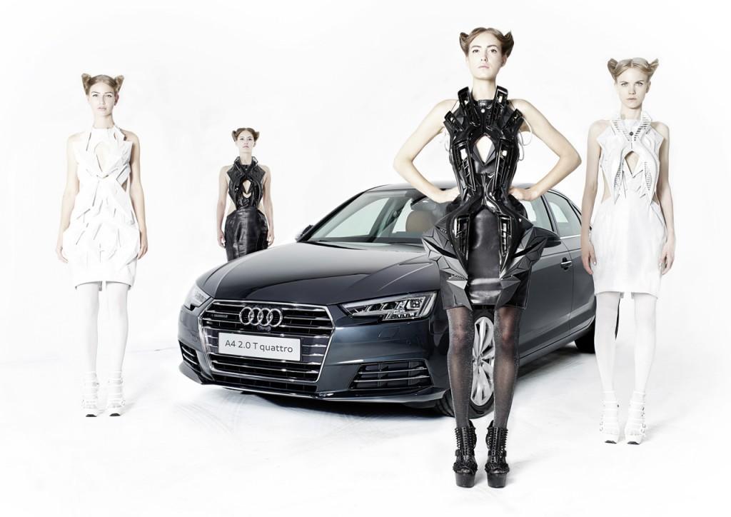 Audi dresses