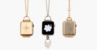 Bucardo Apple Watch pendants