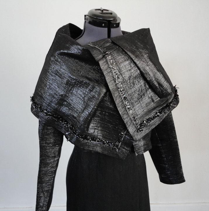 Sonic Fabric dress