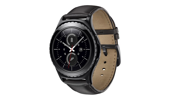The stylish Samsung Gear S2 Classic. Photo source: Samsung