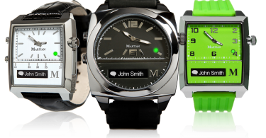 Martian smartwatch