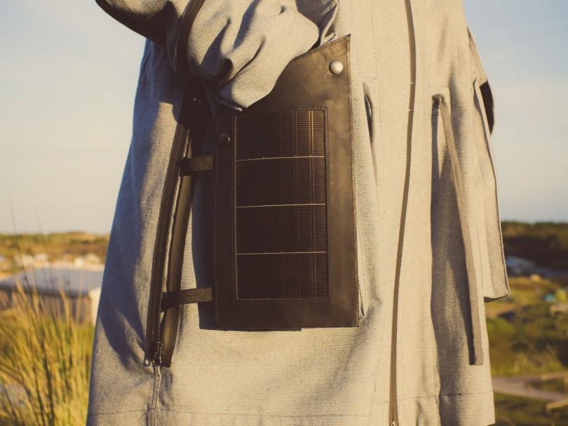 Solar Parka